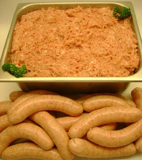 Fresh Pork Sausage