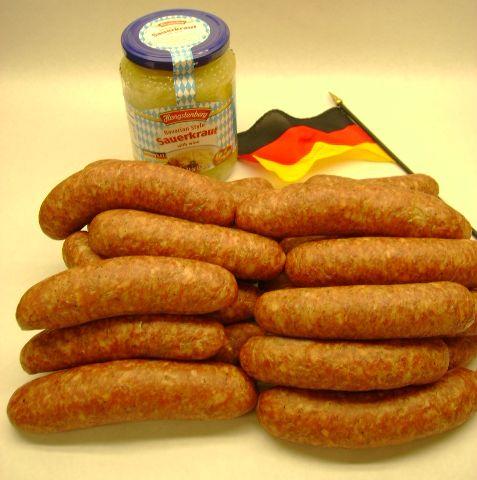 Smoked Bratwurst