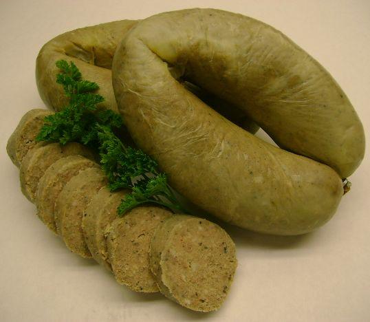 Smoked Liver Sausage